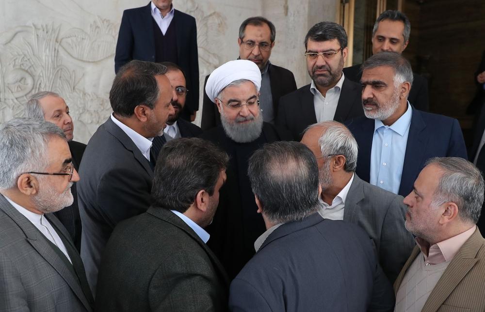 شيء ما.. انكسر في إيران