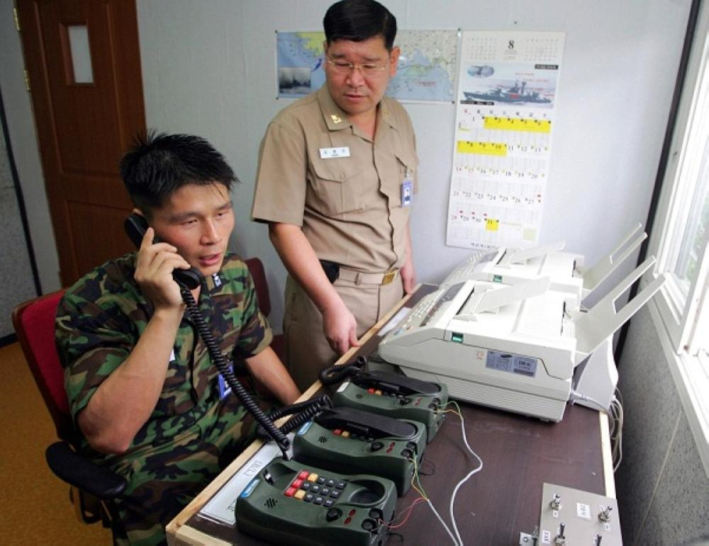 كوريا الشمالية تعلن إعادة خط الاتصال مع الجنوب.. وسيئول ترحب