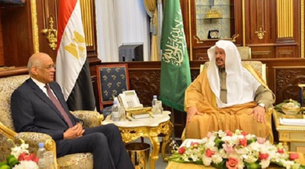 تفعيل دور لجان الصداقة بين «الشورى» و«النواب» المصري