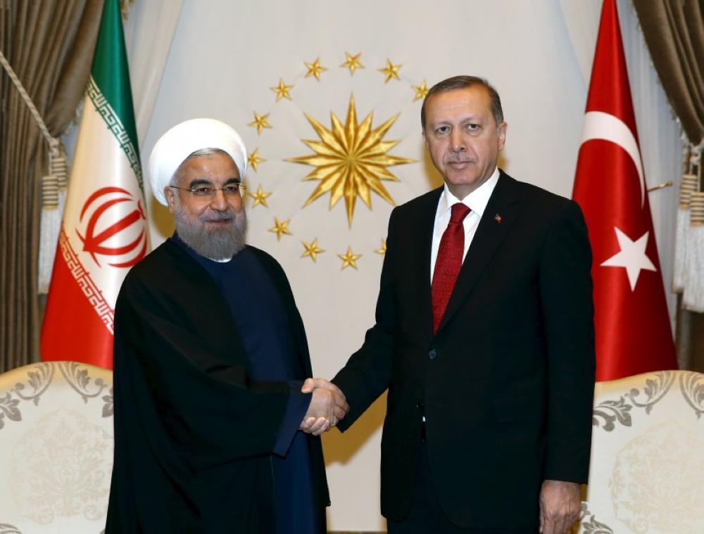 لماذا اتصل أردوغان بروحاني بعد 6 أيام من انتفاضة الإيرانيين؟