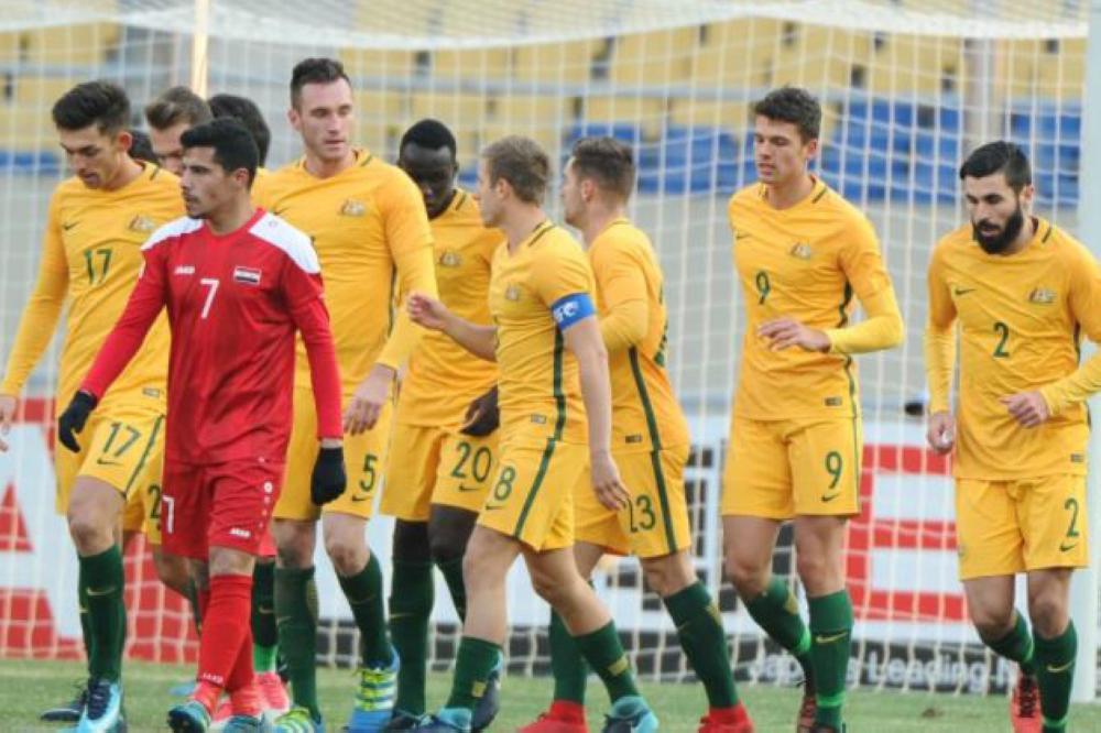 كأس آسيا تحت 23 عاما: أستراليا تكسب سورية بـ 3 أهداف