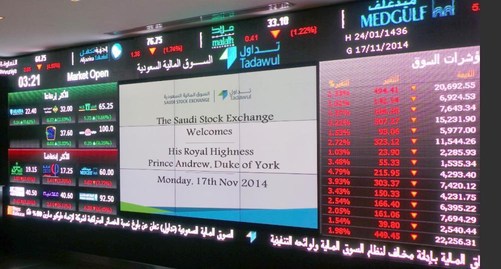 811de0cb2c6d1 تداول»  السوق السعودي أساسيا في طرح أرامكو.. ولا عوائق - أخبار ...