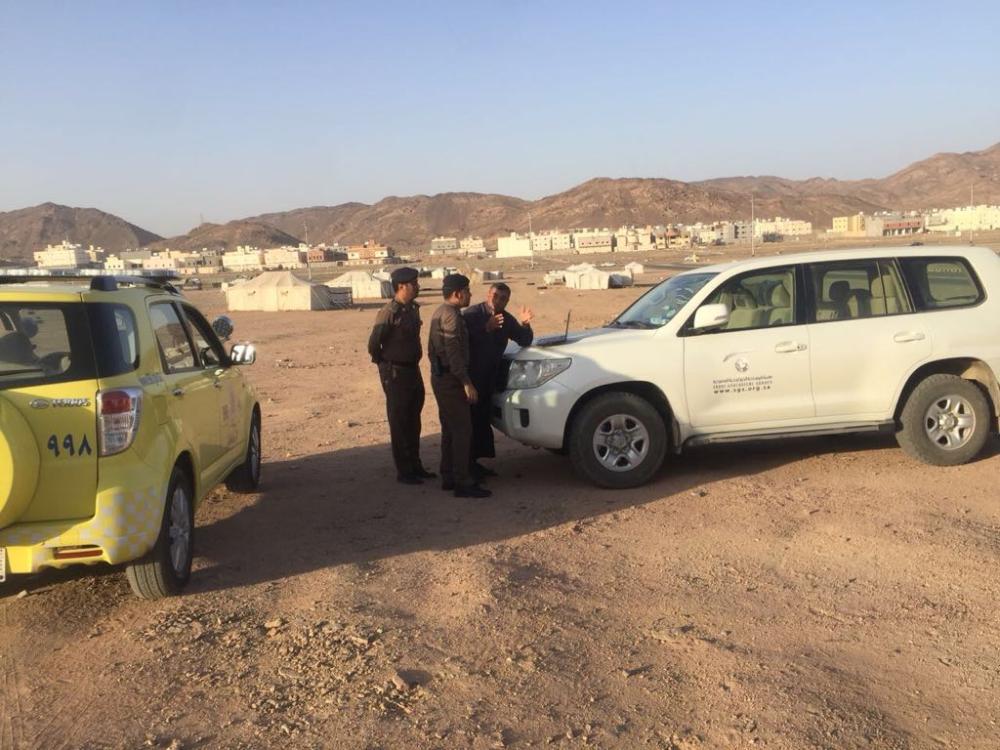 3 هزات ارتدادية غير محسوسة.. بعد هزة أمس بالمدينة