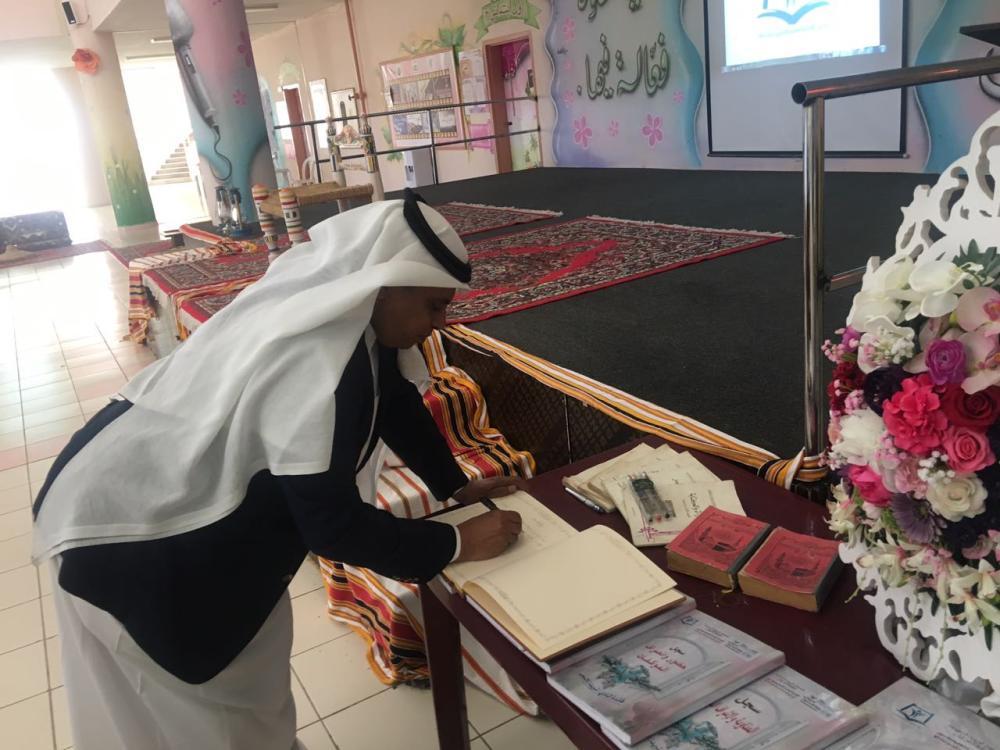 «الجوني» يدشن مهرجان الموروث الشعبي