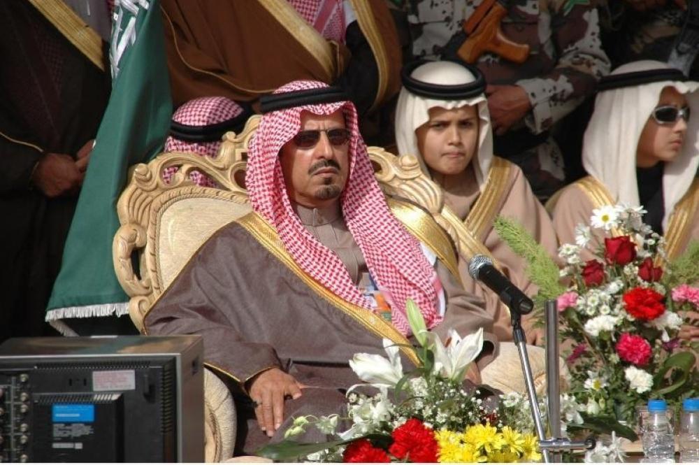 الأمير سعود بن عبدالمحسن