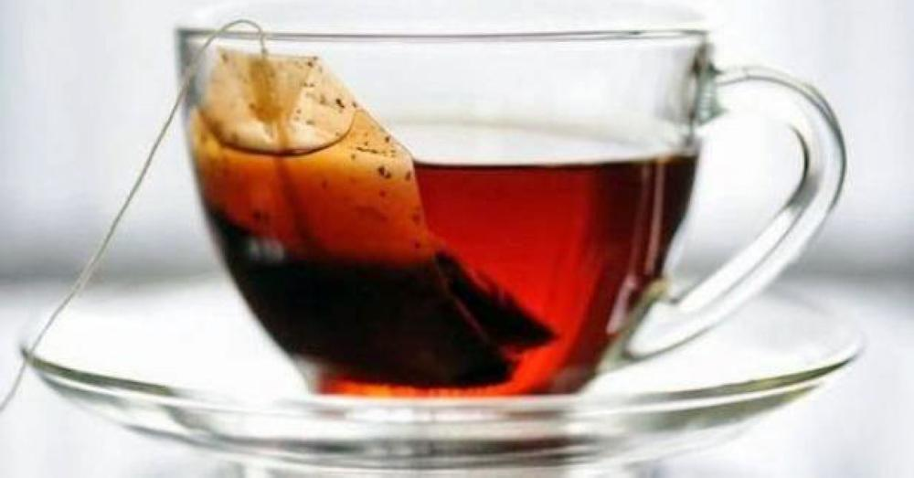 شاي الأكياس