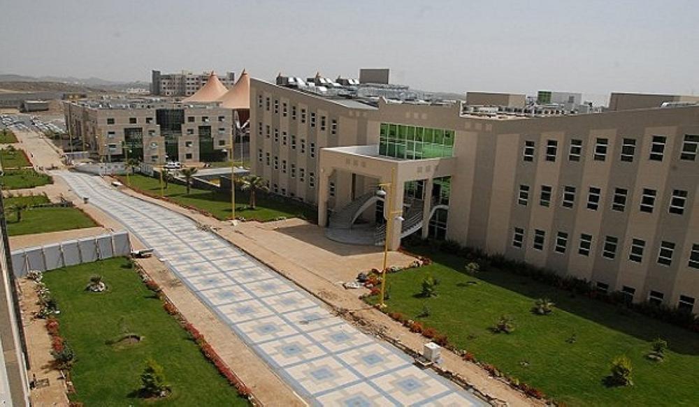 مباني جامعة الملك خالد