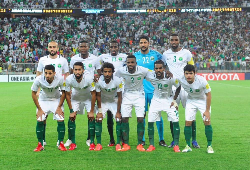 إعلان قائمة الأخضر استعداداً لمونديال روسيا