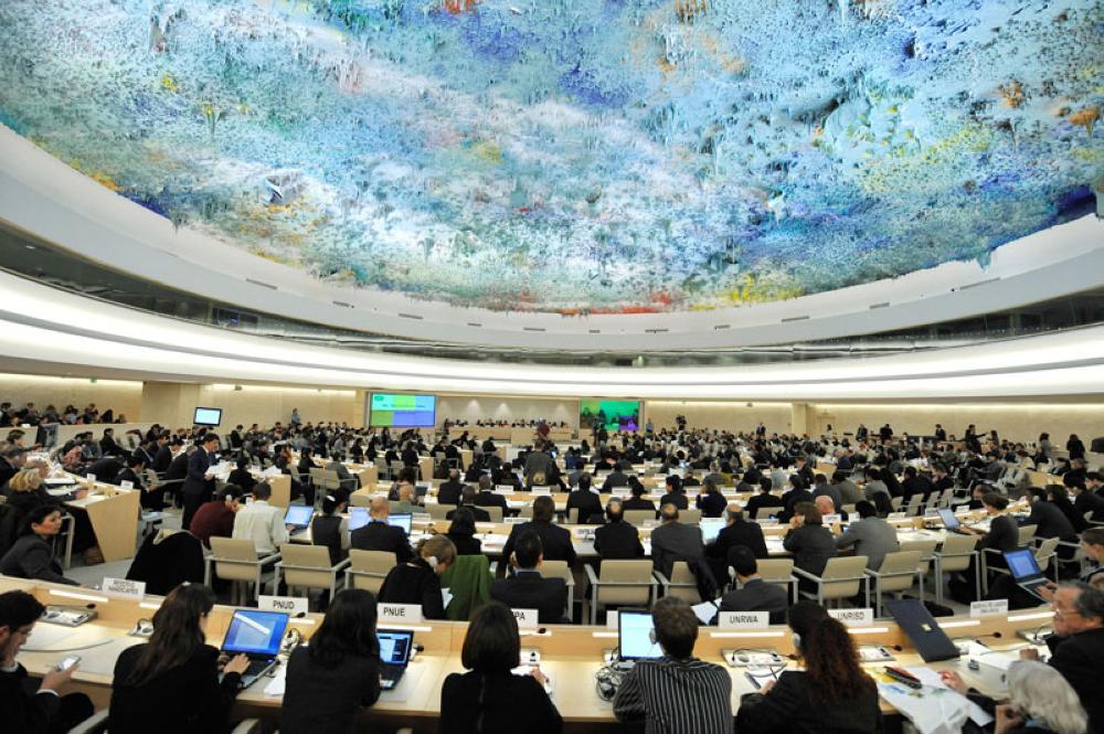 جنيف: مطالب حقوقية بفتح ملف التآمر القطري.. أممياً
