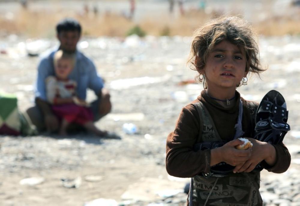 «اليونيسف»: 4 ملايين طفل عراقي تأثروا بالعنف الشديد