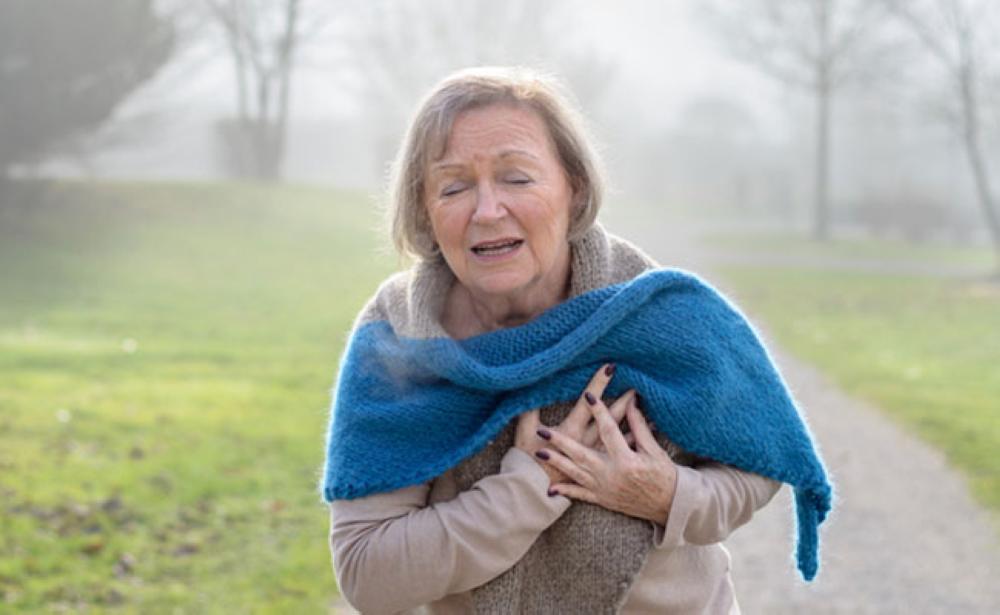 البلوغ المبكر يهدد المرأة بأمراض القلب والجلطة الدماغية