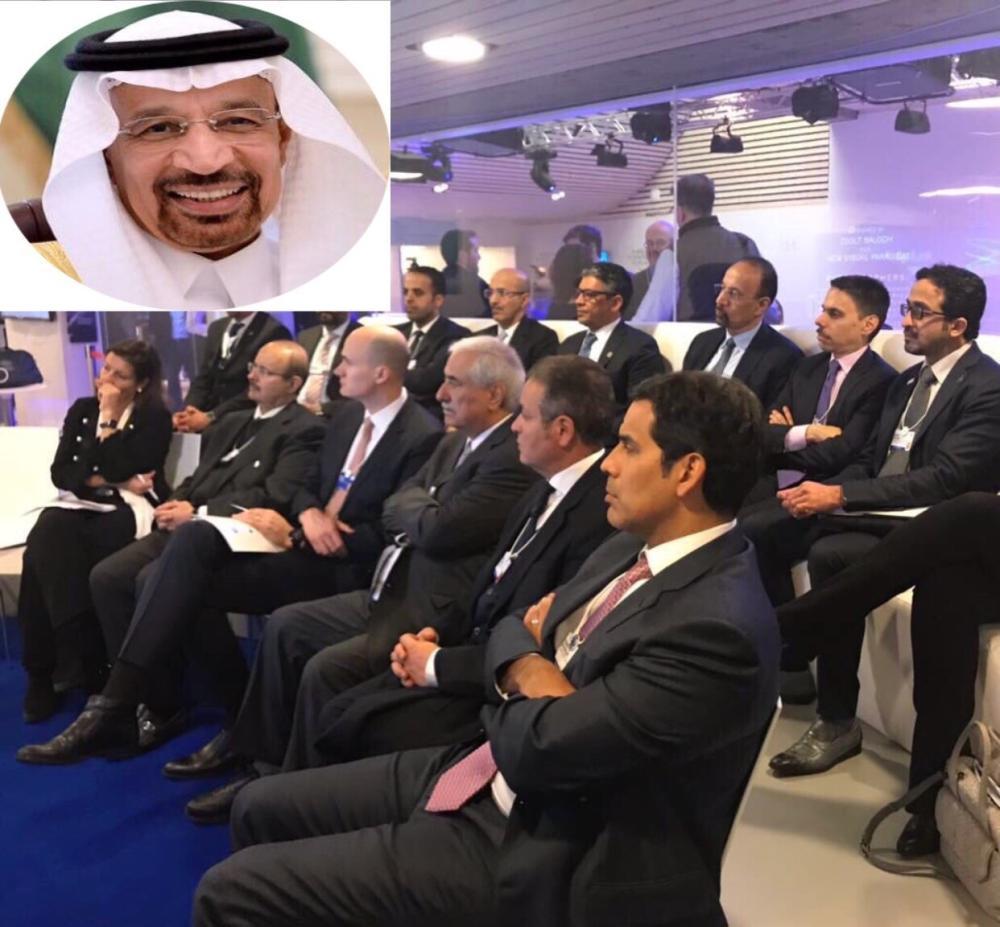 وزير الطاقة : تعزيز ريادة المملكة في صناعة الطاقة ورفع تنافسية القطاع الخاص