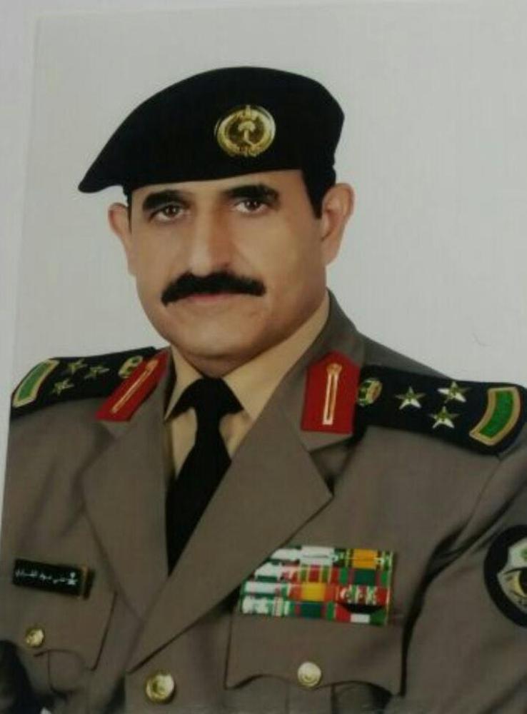 العميد علي بن عوّاد الشراري