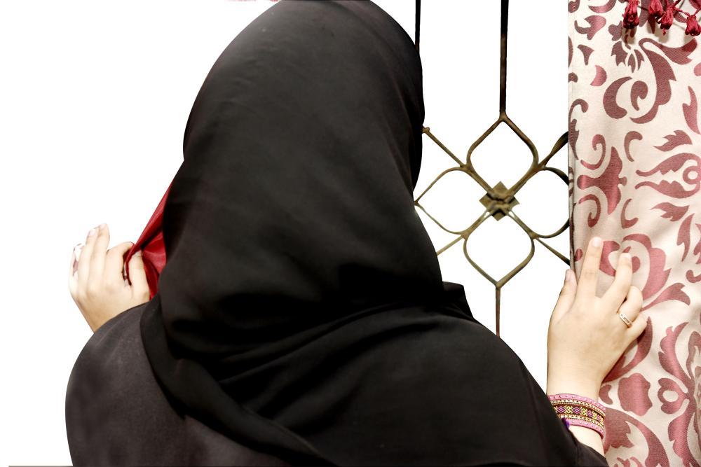 شبهت طالبة شروط إسكان جامعتها بلوائح السجون والإصلاحيات. (تصوير أمل السريحي)