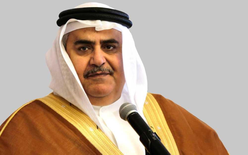 وزير خارجية البحرين لـ«تنظيم الحمدين»: اصمتوا فقد أضحكتم العالم