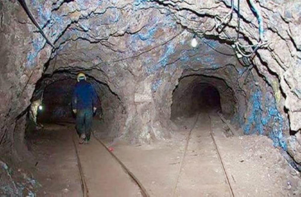 6946 كيلو غراما من الذهب تم استخراجه في عام واحد.