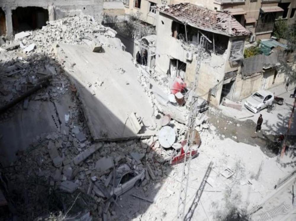 الغوطة الشرقية تشهد الأسبوع الأكثر دموية منذ 2015