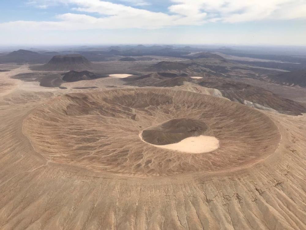«المساحة الجيولوجية»ترشح 15 كهفاً لتحويلها إلى مزارات سياحية
