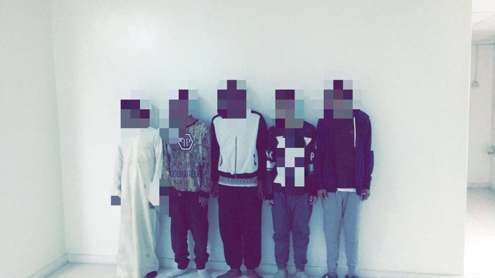 الرياض: القبض على 5 جناة أطلقوا النار على مواطن لسرقة سيارة