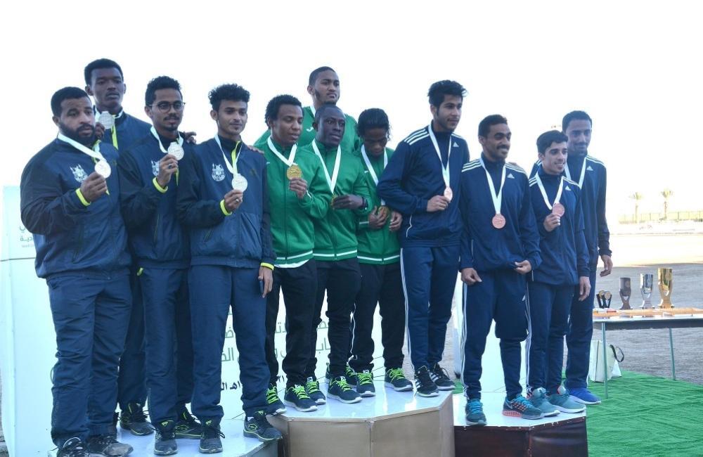 بيشة: جامعة أم القرى تفوز بـ«الاتحاد الرياضي للجامعات السعودية»