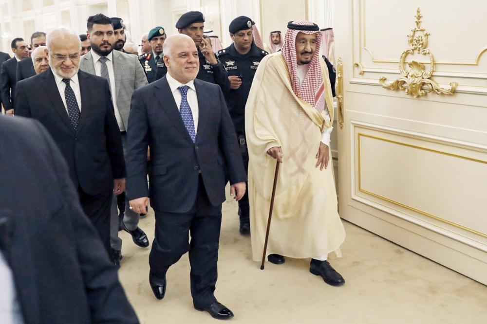 المملكة أخذت على عاتقها دعم كافة البلدان العربية والوقوف إلى جانبها.