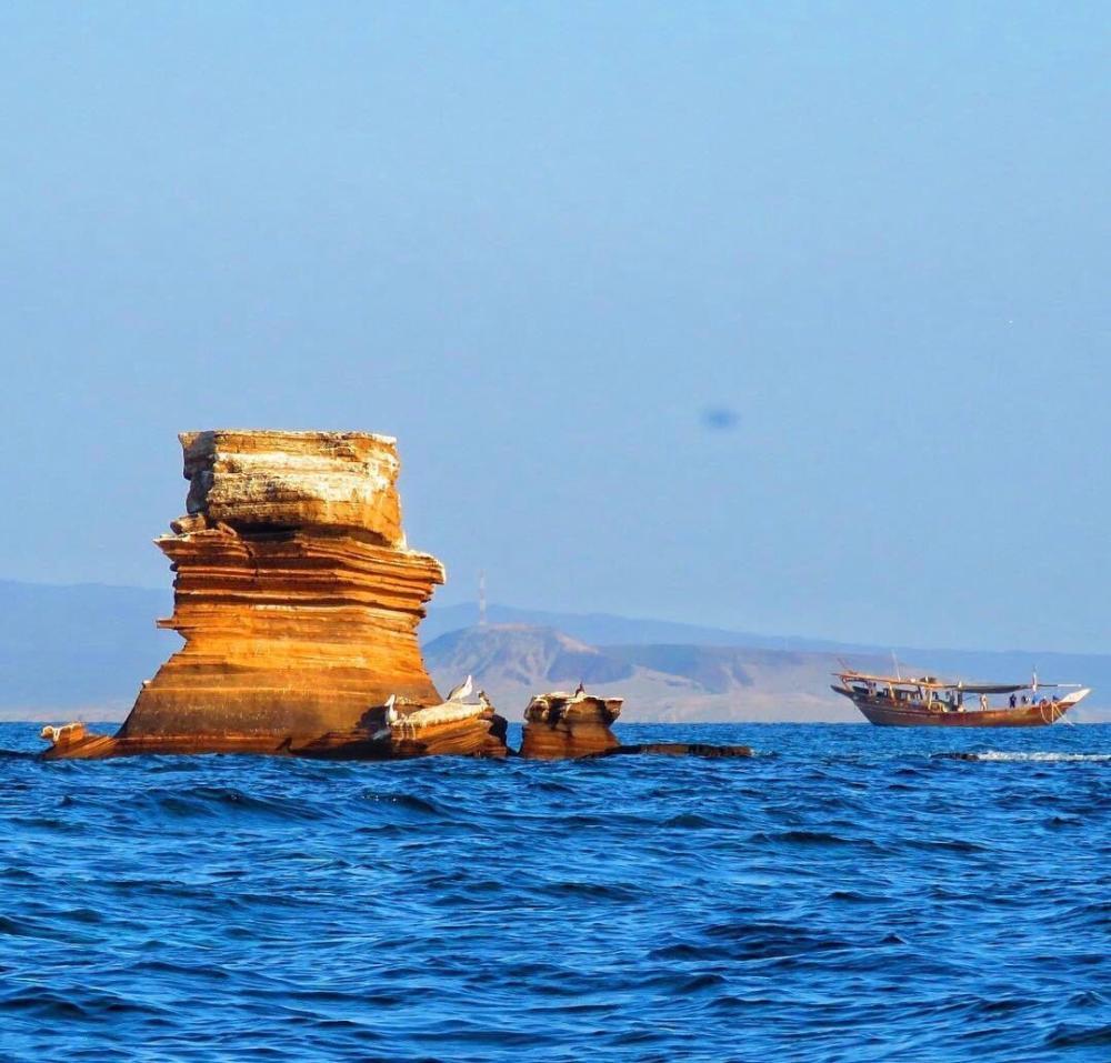 جزيرة «كُدُنبل» الوجهة السياحية السعودية القادمة