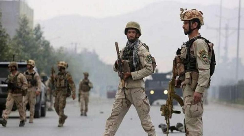 عناصر من القوات الخاصة الأفغانية