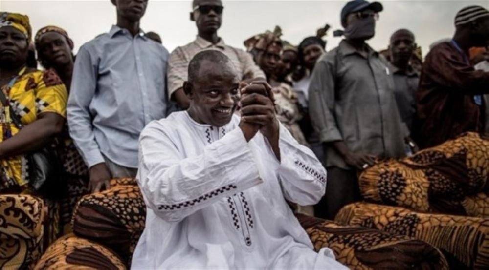 رئيس جامبيا
