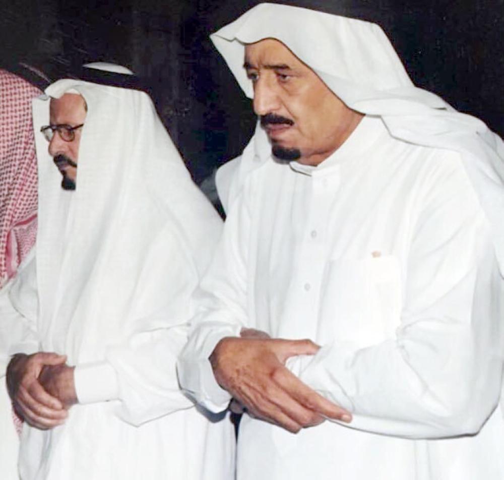 وفاة «بستان» المؤسس.. ومرافق الملك سلمان منذ 40 عاما