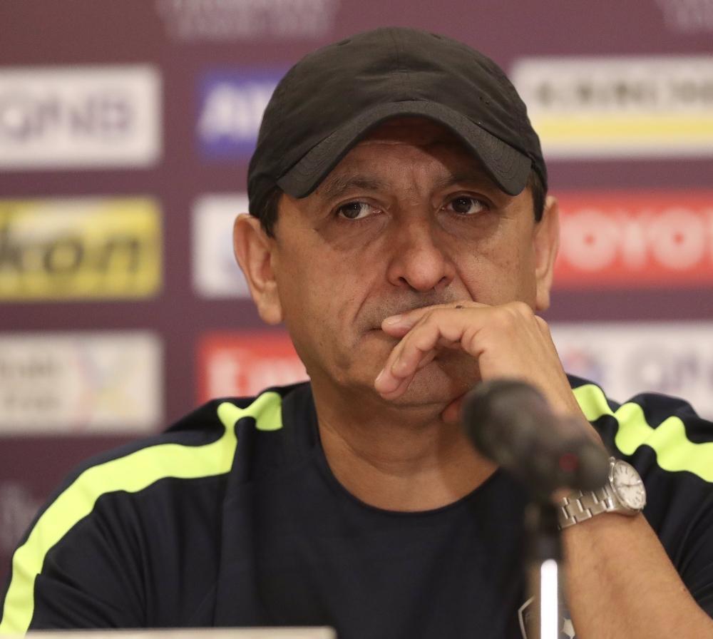 إقالة مدرب الهلال الأرجنتيني رامون دياز
