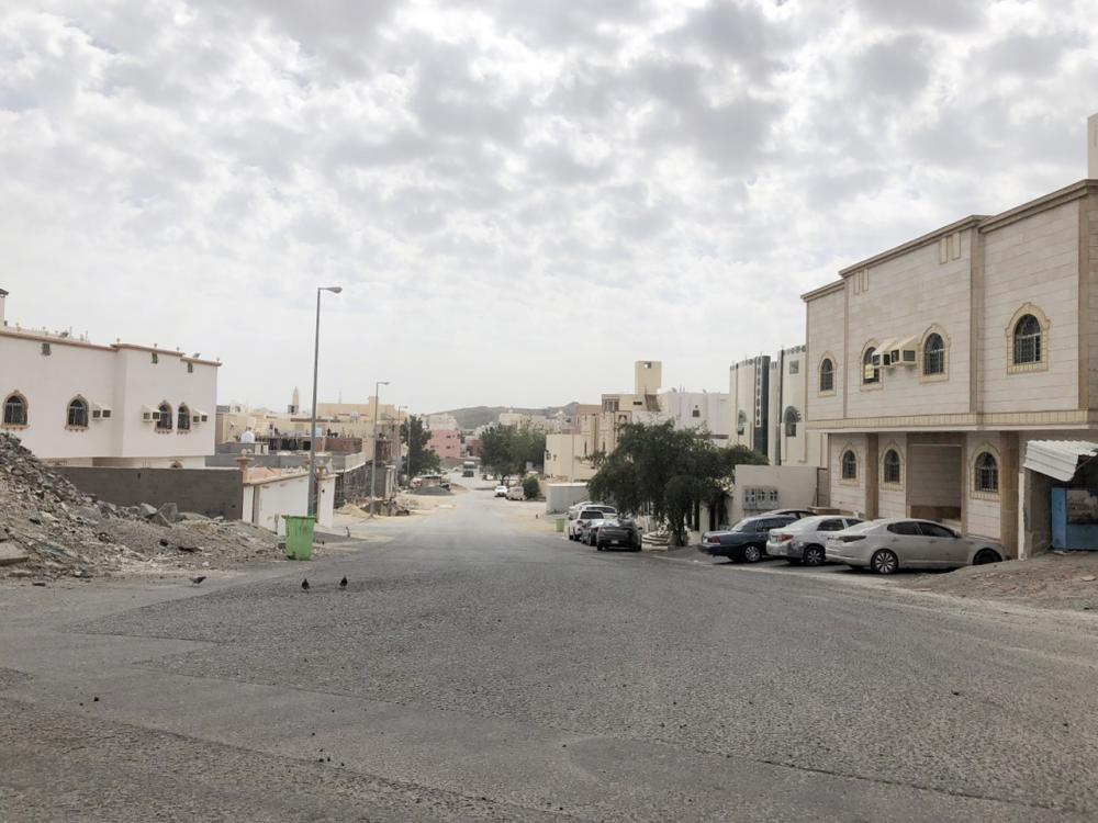 حي النوارية في مكة المكرمة.