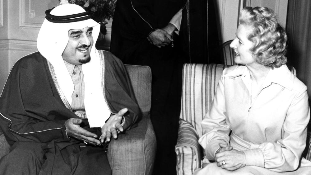 لمست الإدارات البريطانية قوة حاسة الملك فهد في التنبؤ بمآلات الأمور وعمق تحليلاته للأحداث.