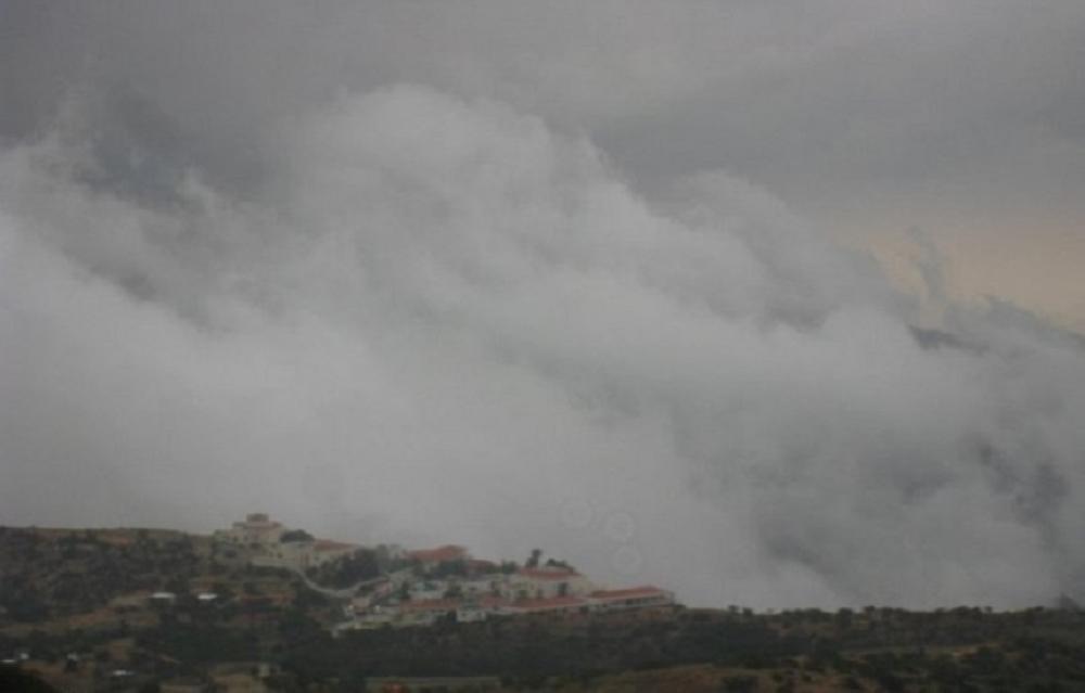«الأرصاد»: سحب رعدية ممطرة على 6 مناطق