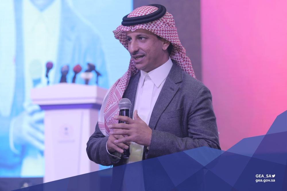 أحمد بن عقيل الخطيب رئيس الهيئة العامة للترفيه
