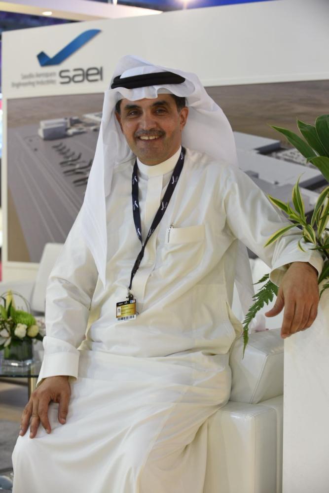 السعودية لهندسة وصناعة الطيران تشارك في «أفد 2018»