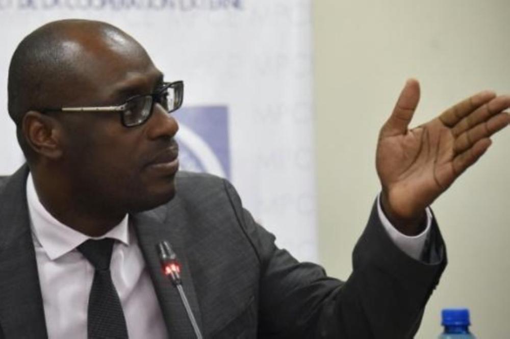 وزير التخطيط والتعاون الخارجي الهايتي أفيول فلوران