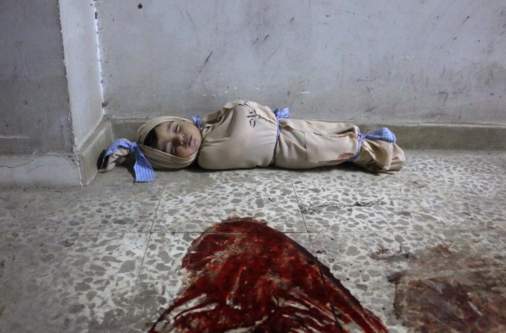 مجلس الأمن يكشف اليوم مؤيدي حمام الدم في الغوطة
