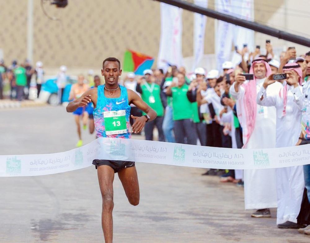 العداء الإثيوبي مولا