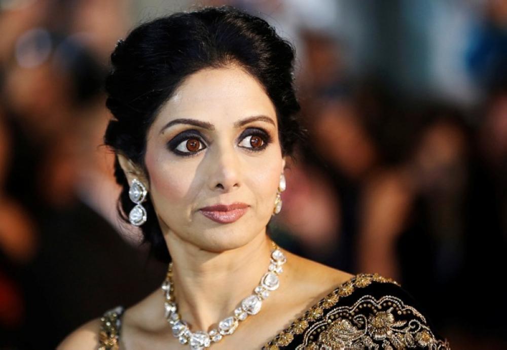 الممثلة الهندية سرديفي كابور. (رويترز)