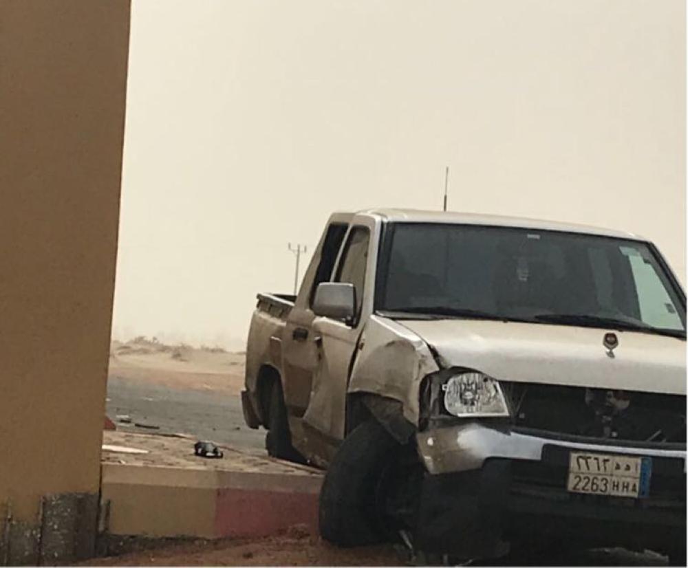 بيشة: انحراف سيارة مُفحّط ينهي حياة طالب