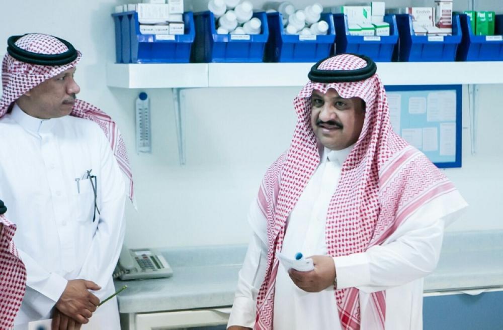 «عمل الرياض» يفتتح العيادات الطبية بمركز التأهيل الشامل للإناث
