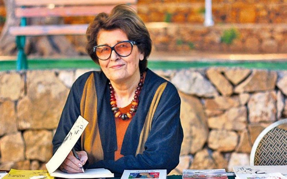 وفاة إميلي نصر الله «أم الرواية اللبنانية»