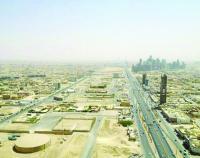 أراضي بيضاء في الرياض.(أرشيفية)