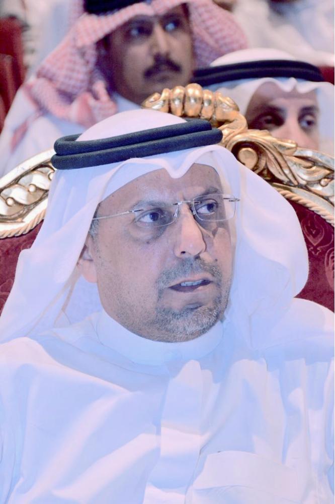 سعود السلمي.