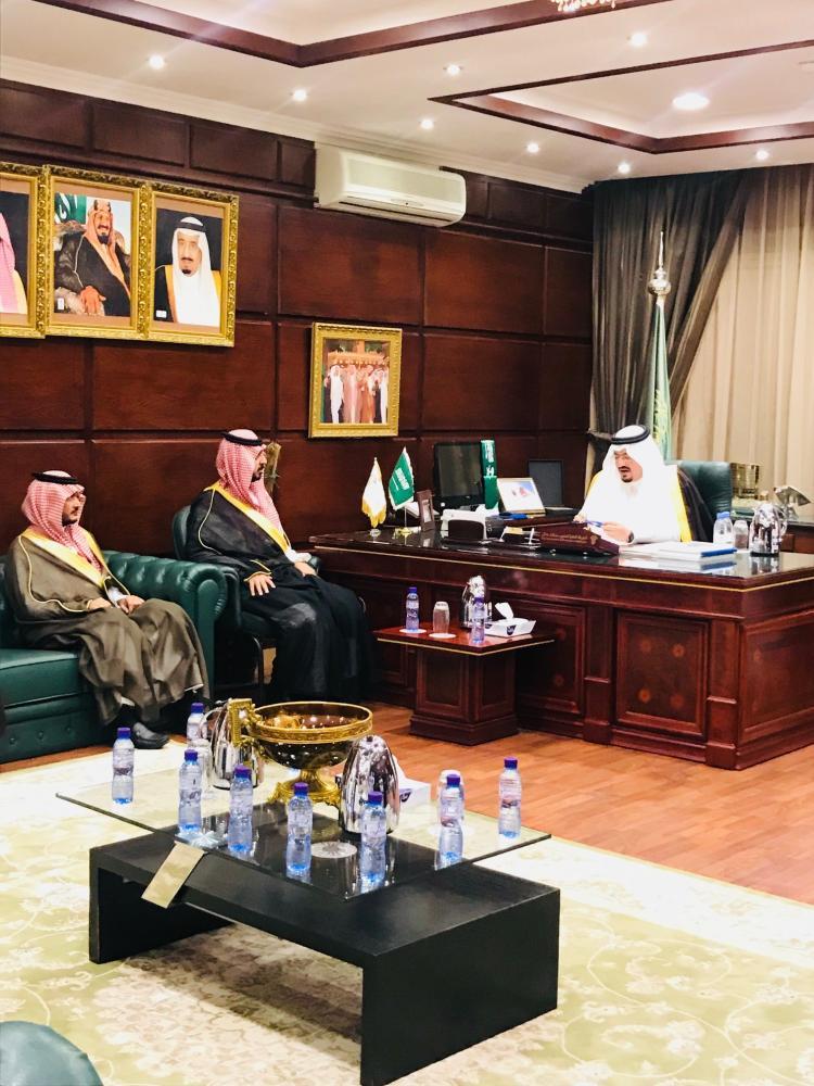 «عبدالله بن خالد»: 18 مليون متر مربع لم تستغل في التطوير بالشكل المطلوب