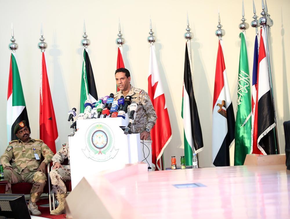 تعرض مقاتلة «التحالف» لصاروخ معادٍ من صعدة.. والمالكي يؤكد: عادت بسلام