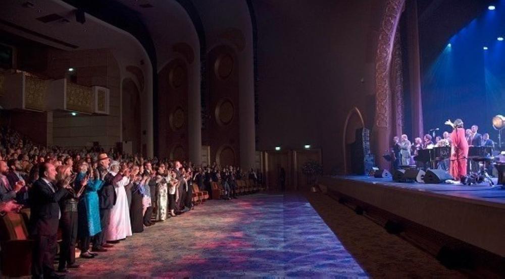 «الأوكسترا المصغرة» تأسر جمهور مهرجان أبوظبي الموسيقي