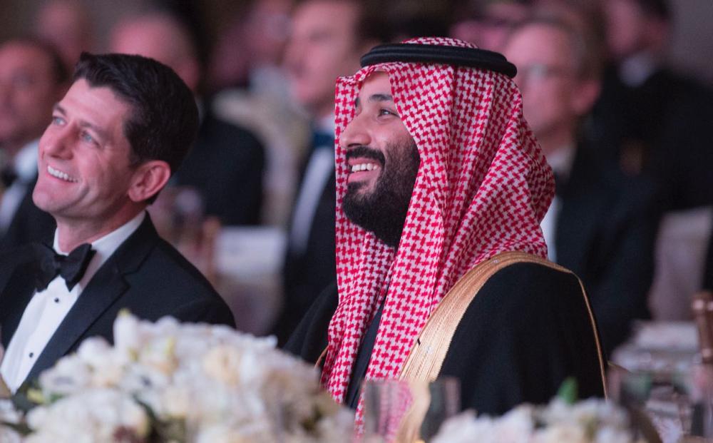 «معا ننتصر».. حفل الشراكة السعودية الأمريكية في واشنطن