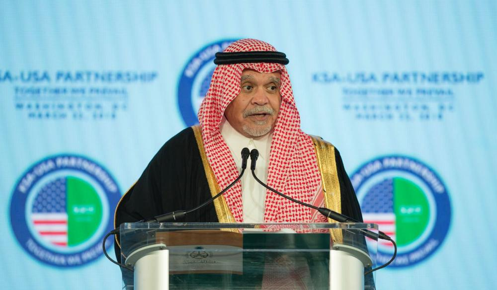 بندر بن سلطان: مستعدون للمستقبل.. ومحمد بن سلمان قادر على التغيير