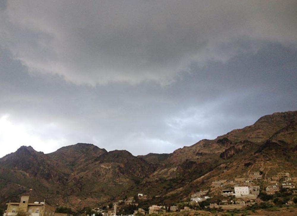 «الأرصاد»: سحب رعدية ممطرة في 4 مناطق.. وسماء غائمة جزئياً جنوباً